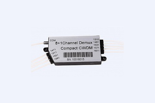 Compact Rough Wavelength Division Multiplexer